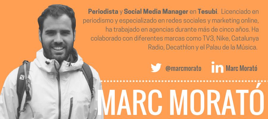 Social Media_ Marc Morato - community manager